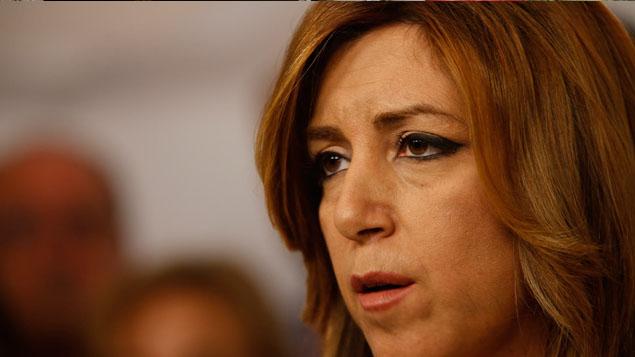 Susana Díaz primarias Psoe 21M