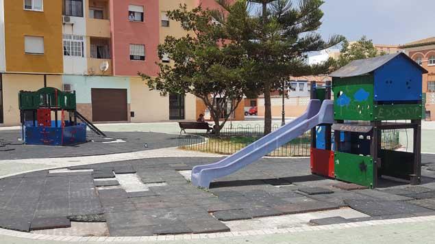 Parque infantil de La Velada  / © LLI