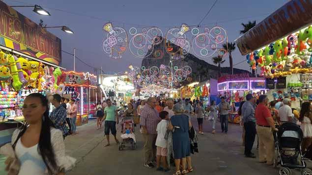 Feria de La Línea de la Concepción