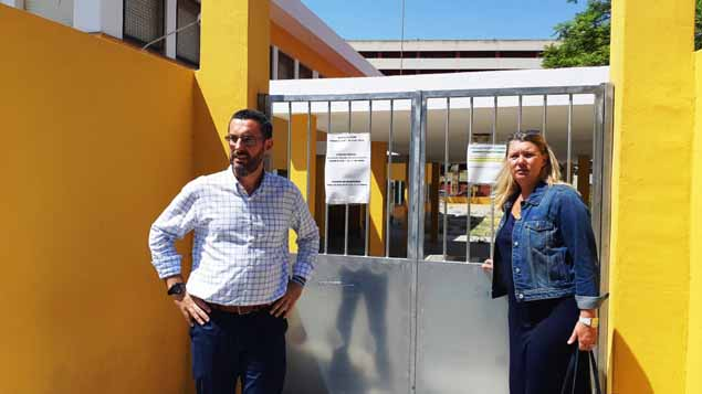 Juan Franco y Rosa López